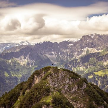 Klettersteigtour 2016