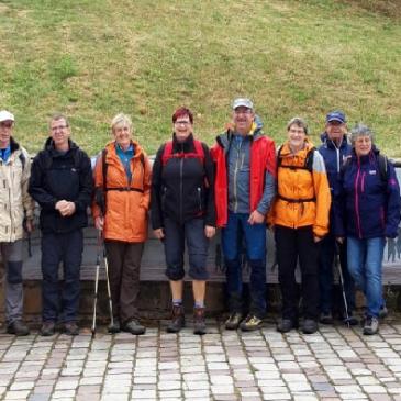 Pfalzwanderung 2019